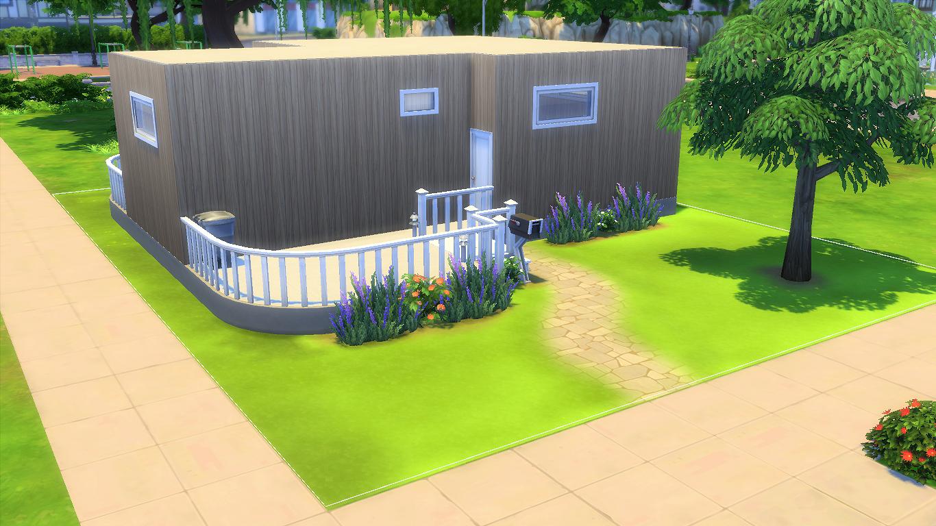 Sims 4 - Little Modern' (starter)