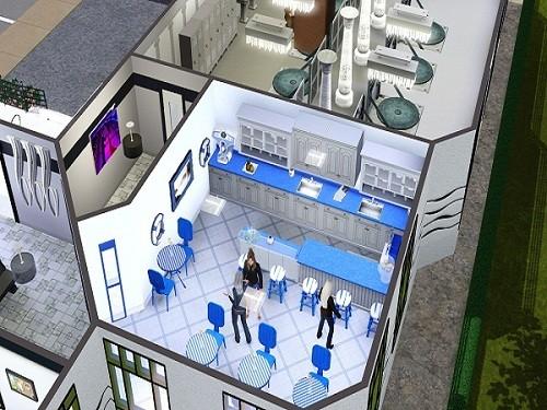 L'Académie des Arts Plastiques - www.simsdelirescreations.fr