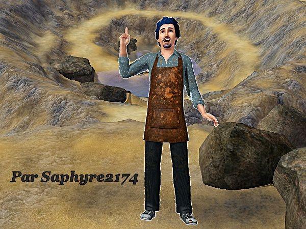 Sims 3 - Théos DU BRICO