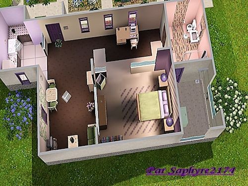 My Home-Studyo - www.simsdelirescreations.fr