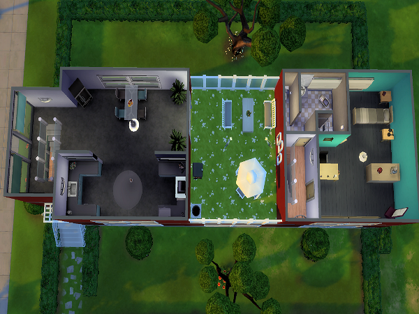 Mobylhome Imperiale - www.simsdelirescreations.fr