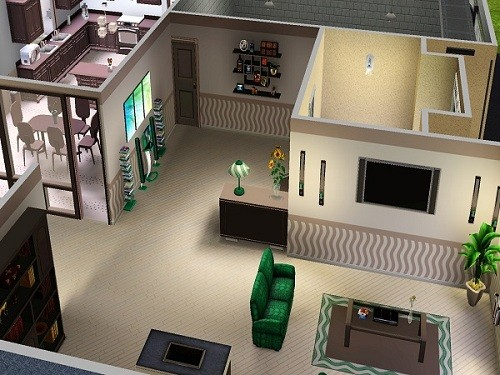 Mondoufoyer - www.simsdelirescreations.fr