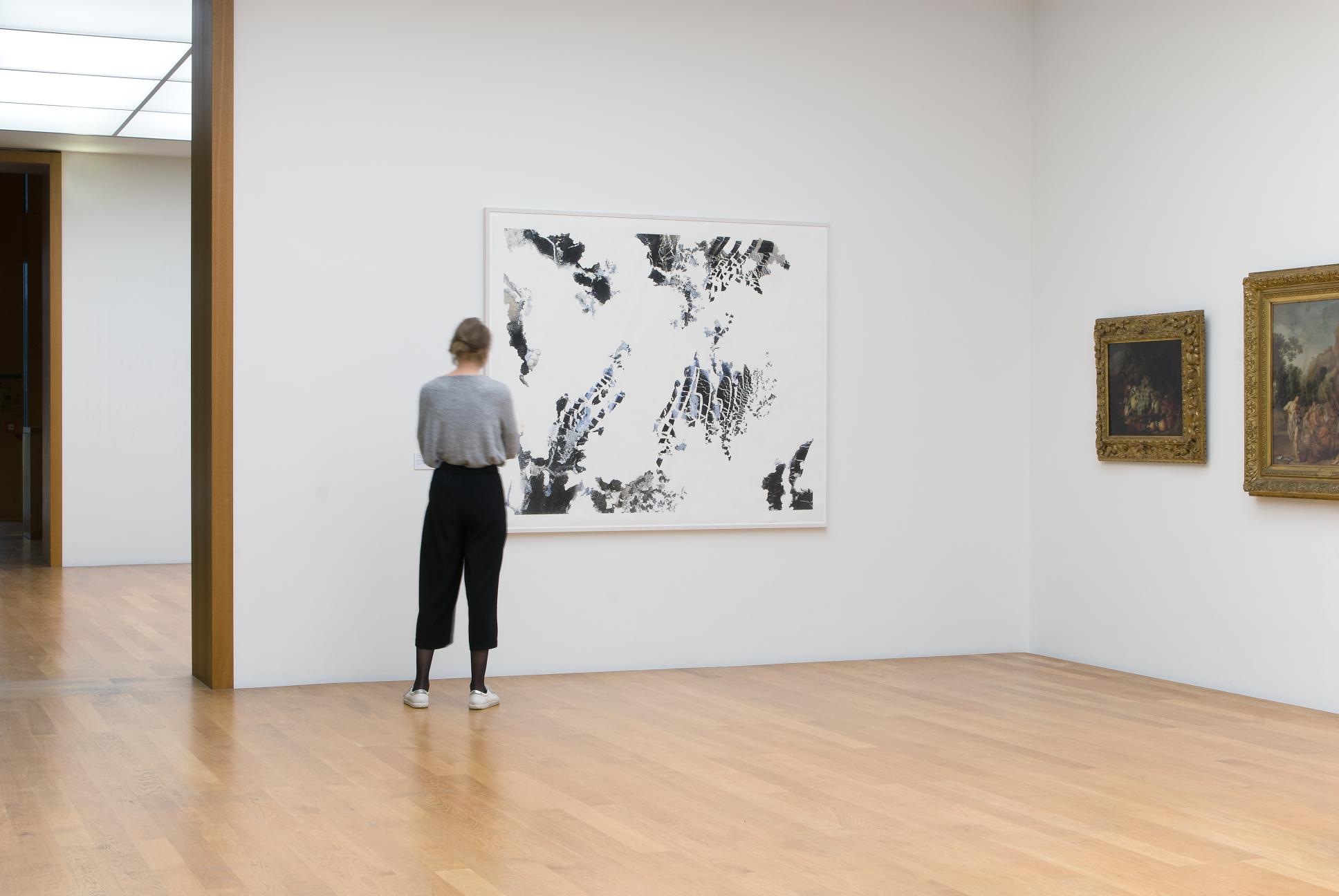 Ausstellungsansicht, Museum der bildenden Künste Leipzig