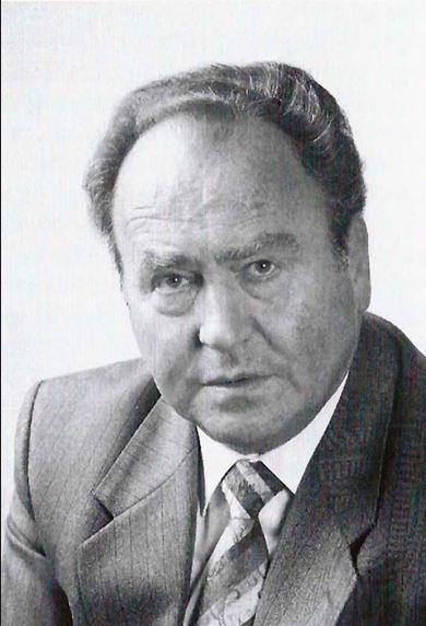 Karl Schnyder, 1931 - 2016, Regierungsrat Basel-Stadt