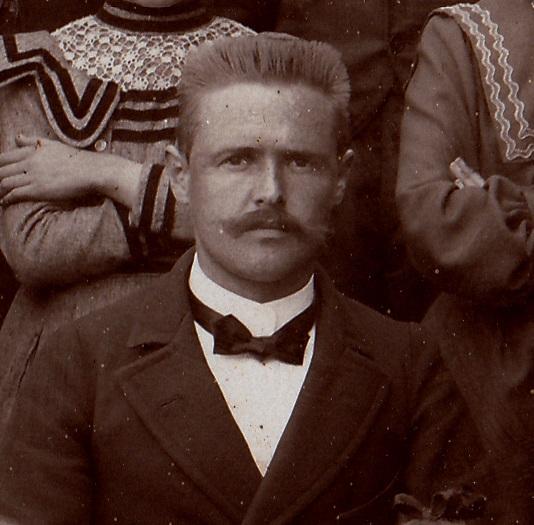 Jakob Zimmermann, Lehrer, Gemeindeschreiber, Feuerwehrkdt etc.