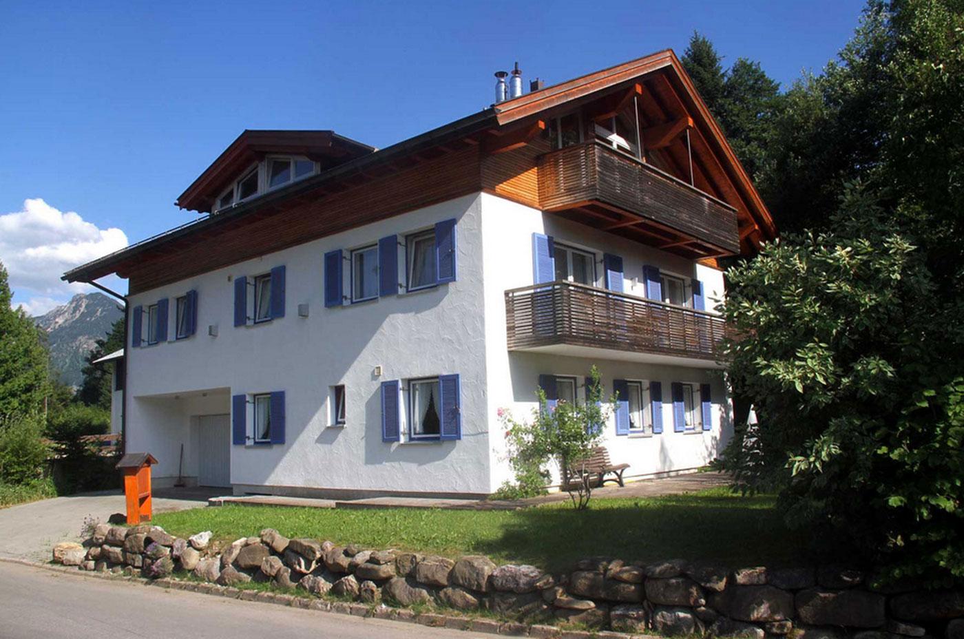 Ferienwohnungen Ludwig – Kornau bei Oberstdorf