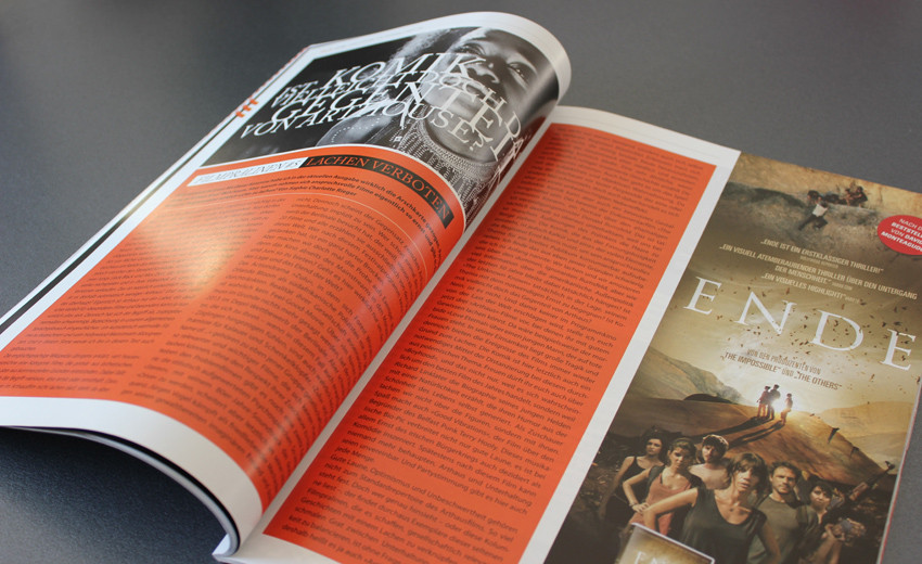 AGM Magazin - Editorial Design