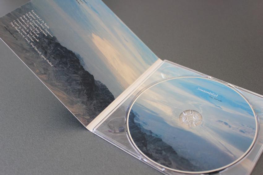Tino Derado - CD Layout