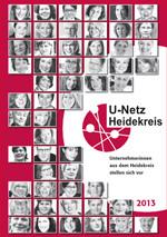 Titelseite des Branchenbuch des U-Netz Heidekreis e.V.