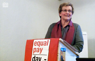 Marleen Knust, Equal-Pay-Beraterin