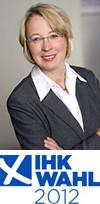 Anke Tielker kandidiert für die IHK-Wahl 2012