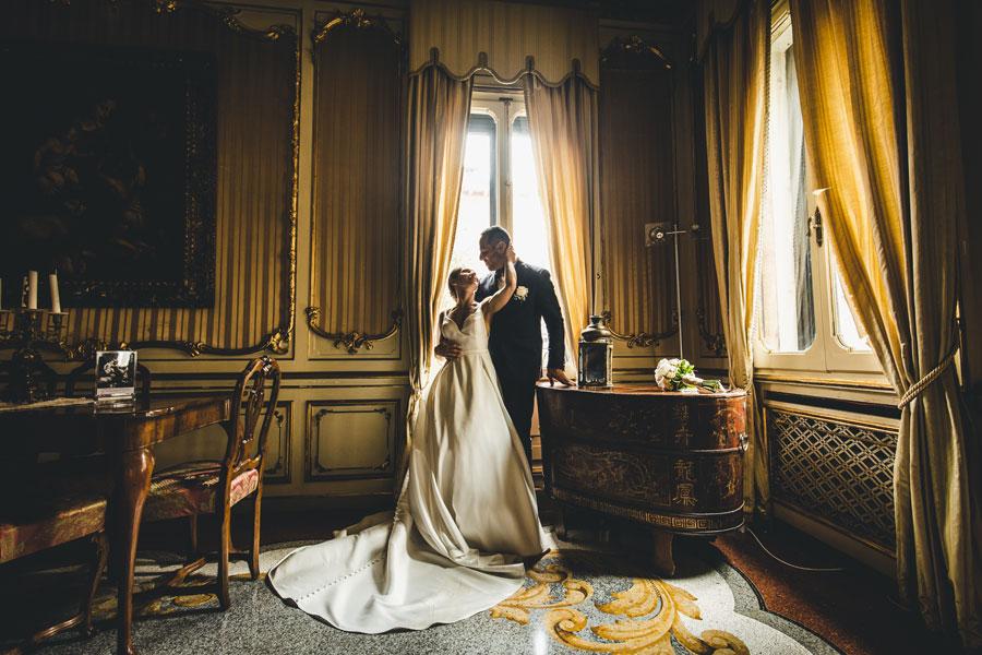 Wedding Photographer at Ca Nigra Hotel in Venice