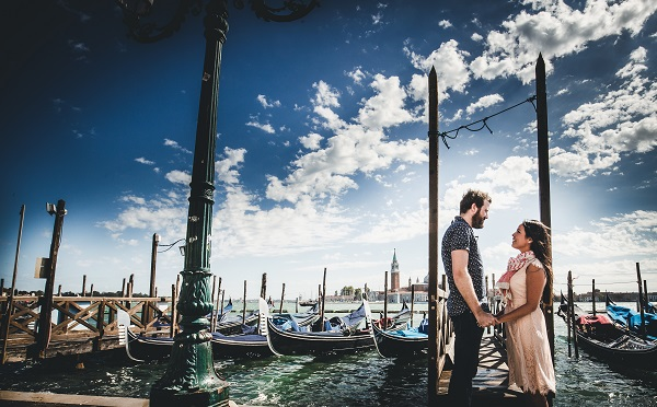 photographer venice destination wedding