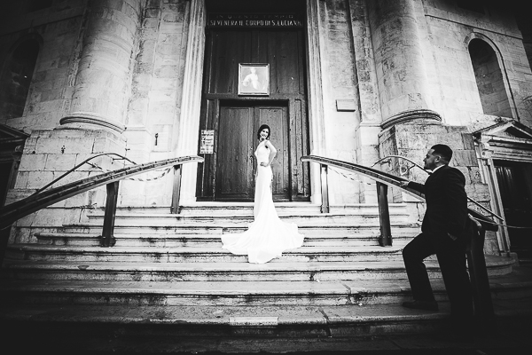 engagement in venice photography