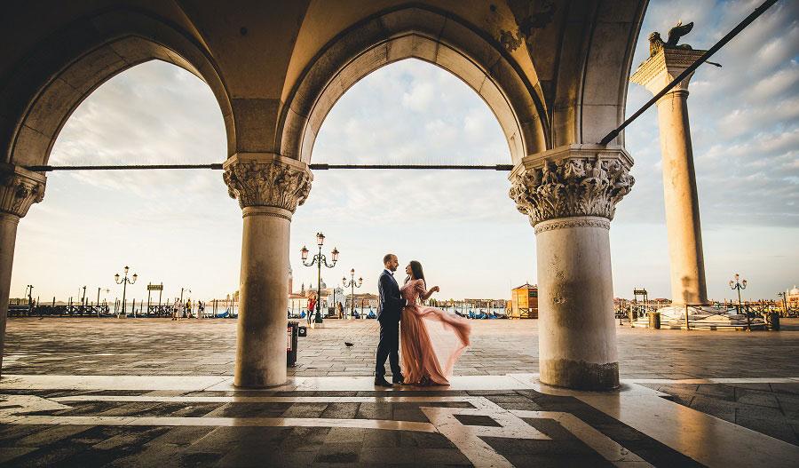 Photographer Venice for Wedding Photo Shoot