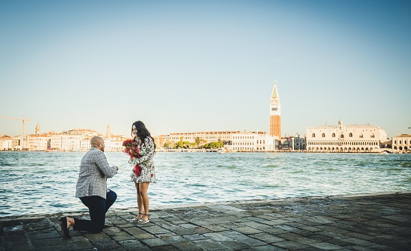 wedding proposal photographer