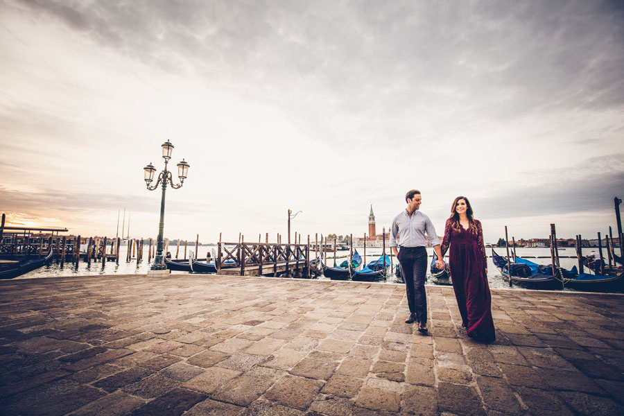 pre wedding photoshoot in venice