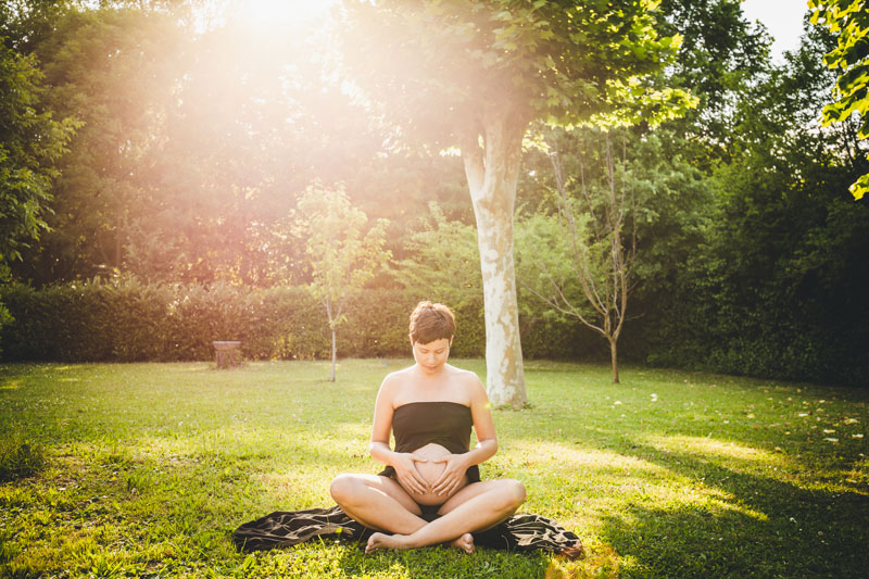 Vicenza Maternity Photoshoot