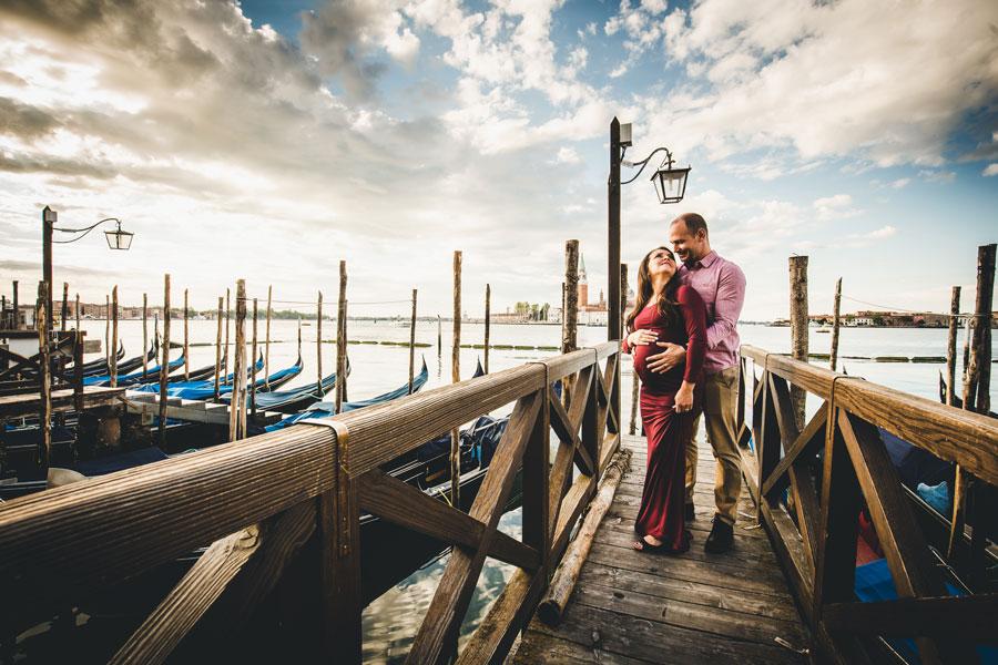 Venice Babymoon Photographer