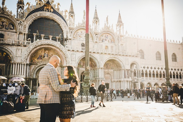 venice prewedding shooting