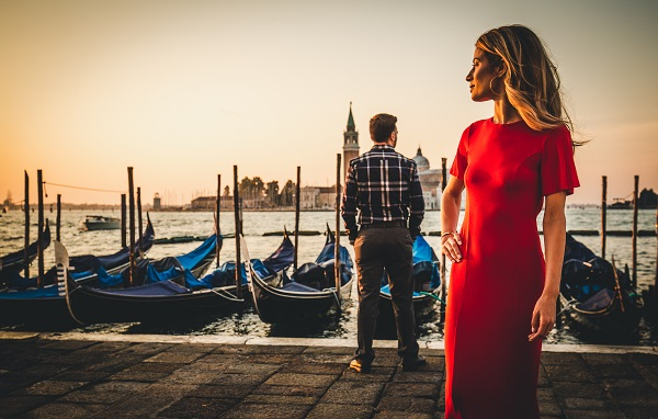 photoshoot in venice