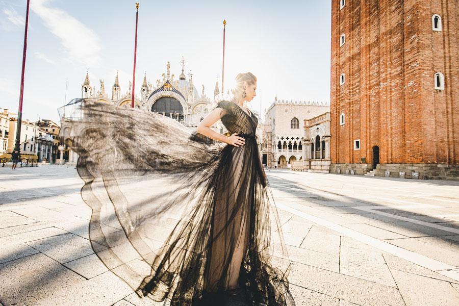 Venice Photographer for Portrait Session