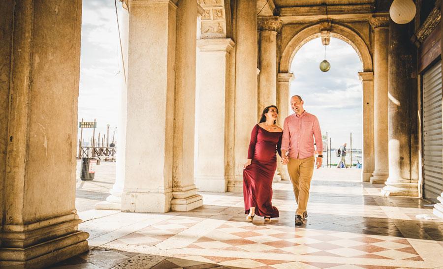 Photoshoot in Venice