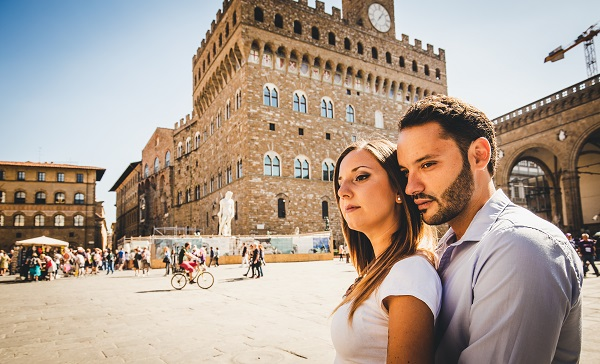 hire a photographer in florence