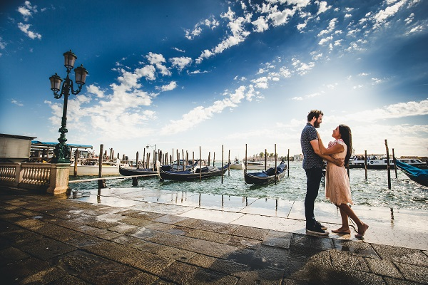 photographer venice honeymoon