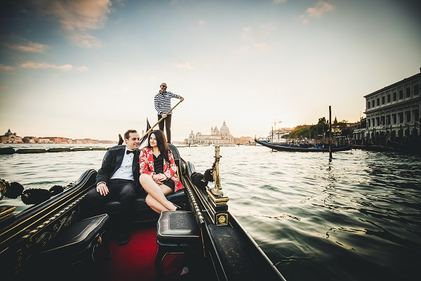 proposal shooting venice italy