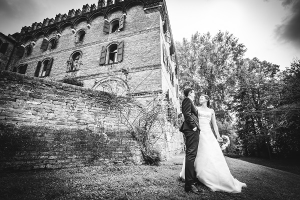 wedding castle italy