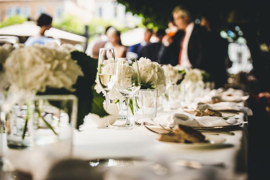 aman hotel venice wedding photo