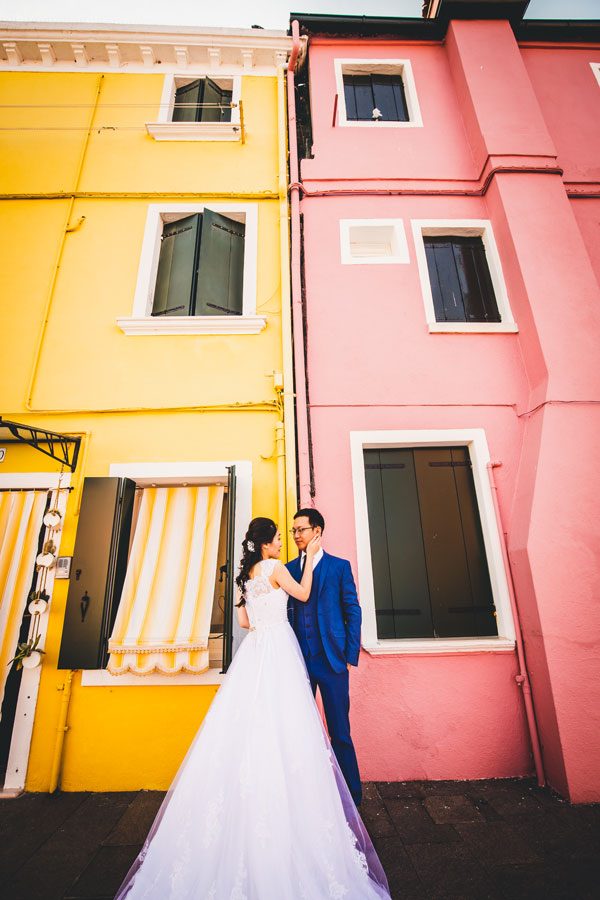 burano wedding