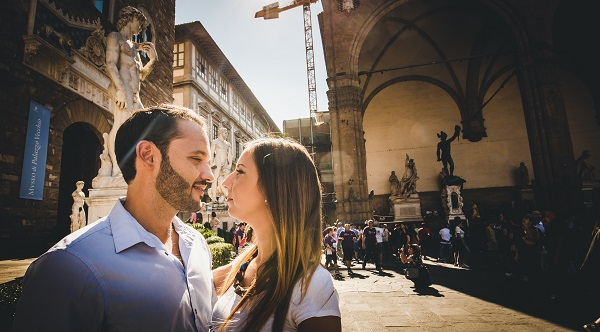 photographer florence elopement