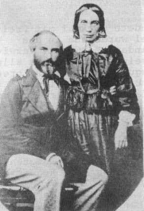 Ehepaar Johanna & Gottfried Kinkel