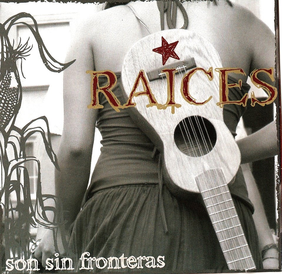 CD ALBUM / SON SIN FRONTERAS - 2007