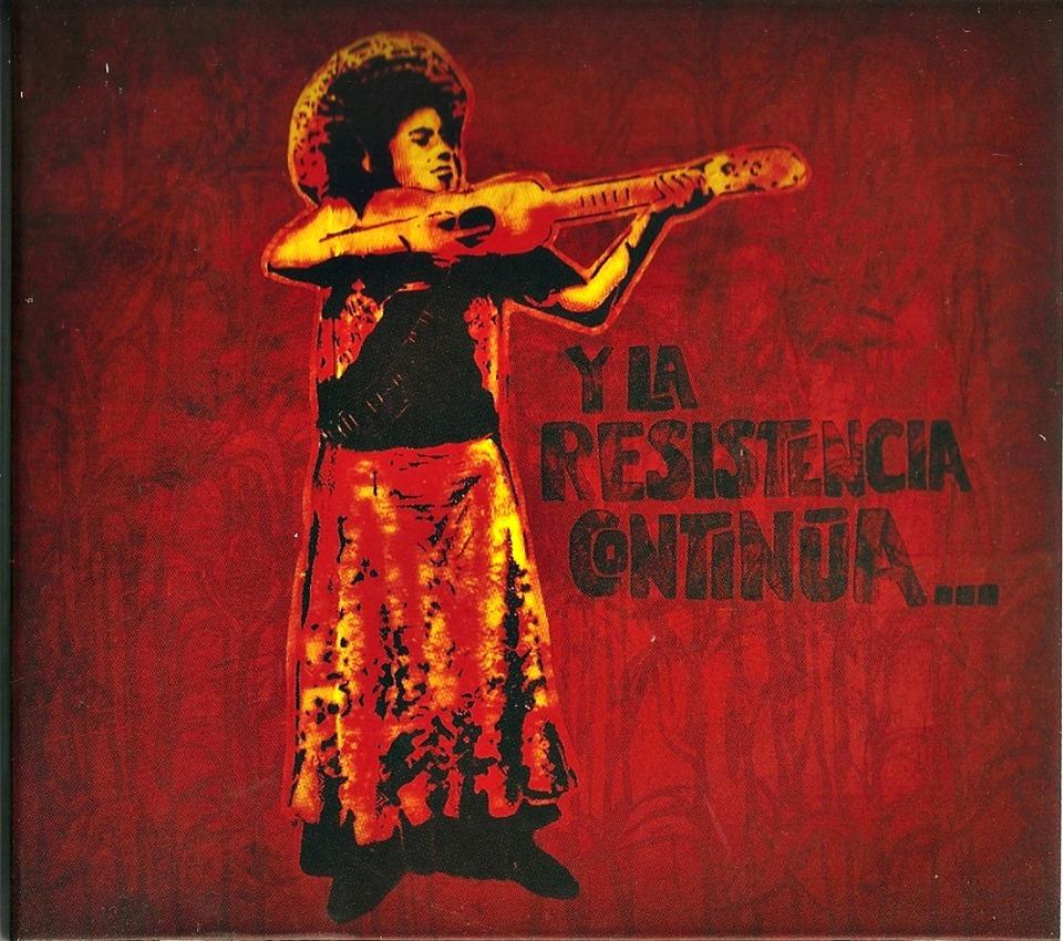CD ALBUM / Y LA RESISTENCIA CONTINÚA - 2012