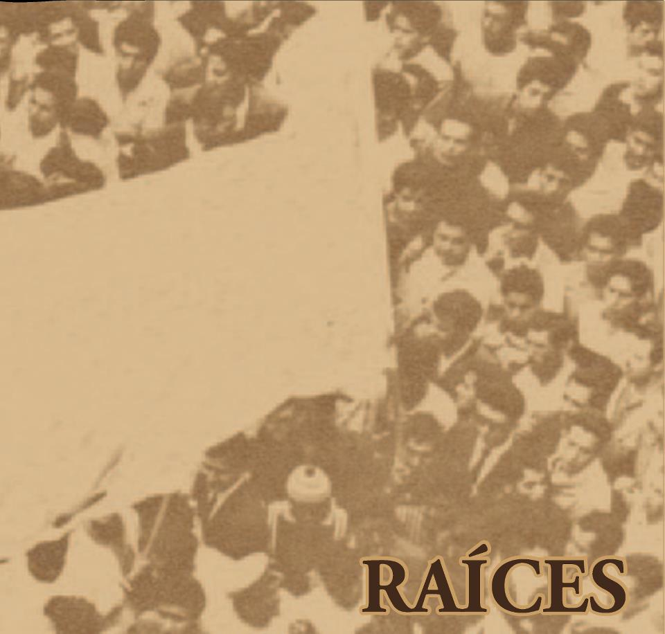 CD ALBUM / RAÍCES - 2009