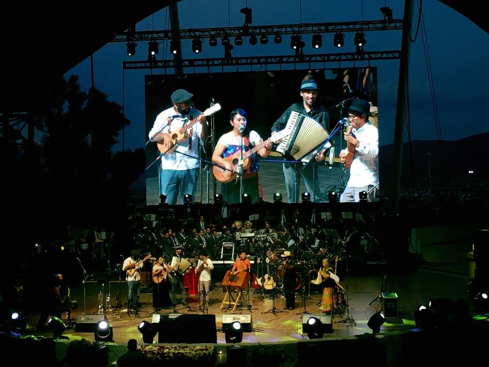 Auditorio Guelaguetza 2017