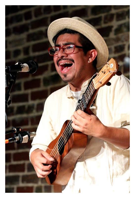 OCTAVIO PÉREZ BAUTISTA - Musical director, Requinto (jarana), voice and dancing.