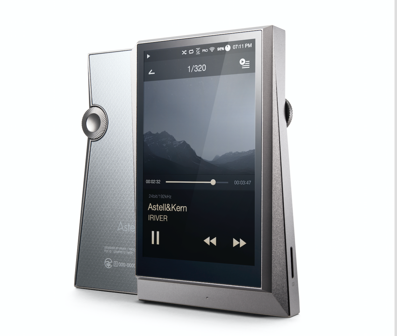 AK 320 - High-End Player der neuesten Generation