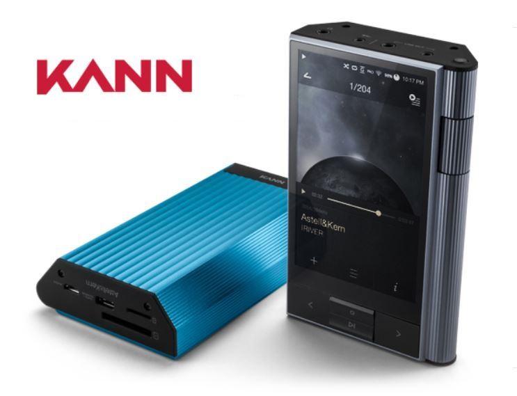 AK KANN - Der vielseitige Allrounder - in blau oder silber