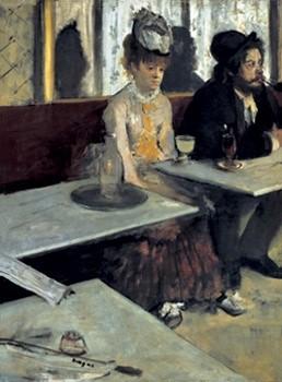 L'absinthe (1876) - Edgar Degas