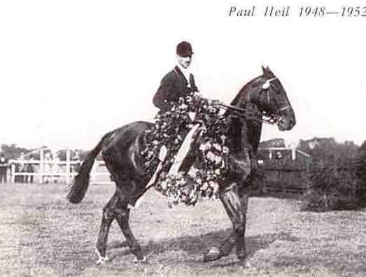 Paul Heil 1948-1952