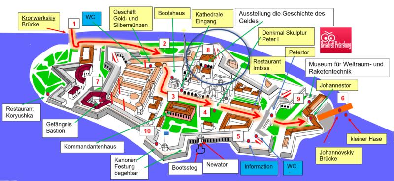 Schema wo liegt das Museum der Geschichte des Geldes