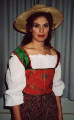 """Franz Lehar """"Der Zarewitsch"""" Partie: Mascha Pfalztheater Kaiserslautern Spielzeit 2001/20002"""
