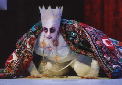 """Georg Friedrich Händel """"Giustino"""" Partie: Fortuna Badisches Staatstheater Karlsruhe Spielzeiten: 2002-2004"""