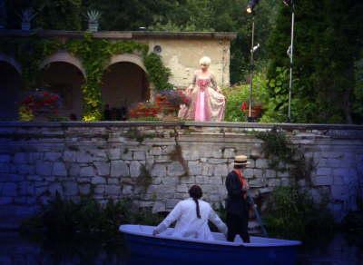 Potsdamer Schlössernacht August 2008