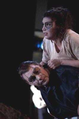 """C. Monteverdi """"Orfeo"""" Partie: Messagera Theater an der Wien Spielzeit 2009/2010"""