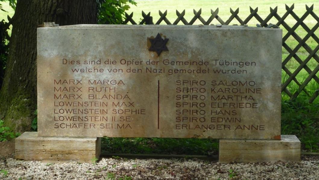 """""""Die Erinnerung ist eine Pflicht gegenüber den Toten"""": Der jüdische Friedhof in Wankheim"""